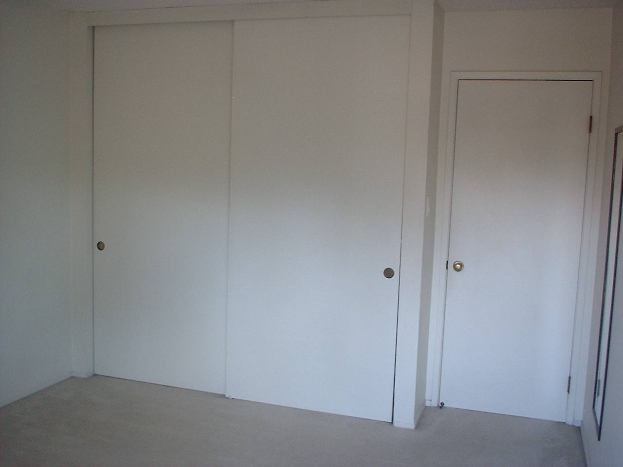 Bedroom 3 - Closet and Door